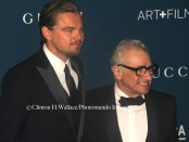 Leonardo DiCaprio & Martin Scorcese attend the LACMA 2013 Art + Film Gala honouring Martin Scorsese and David Hockney ©Clinton H.Wallace/Photomundo International/DemiGoddessChronicle
