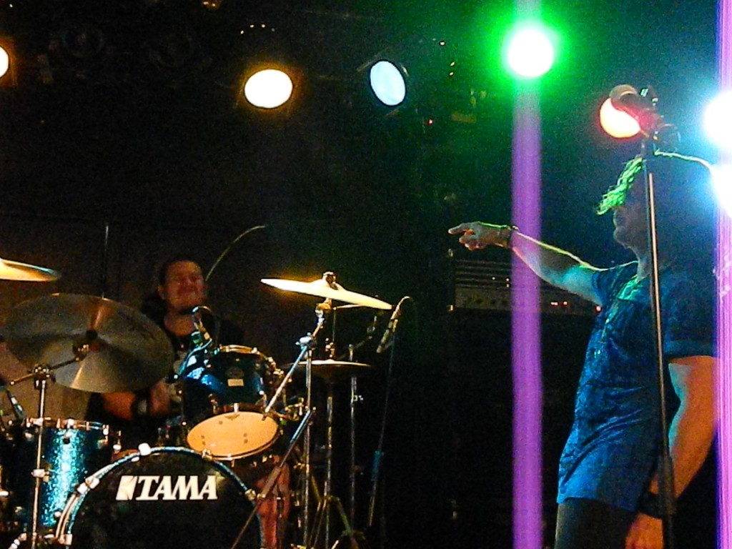 bruceq drummer
