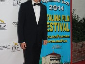 William H. Macy attends Catalina Film Festival 2014