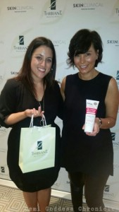 Thibiant Med Spa reps. Photo credit: Demi Goddess Chronicle