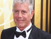 ANTHONY BOURDAIN attend the 2015 Creative Arts Emmy Awards  Microsoft Theatre, Los Angeles, CA  ©Clinton H. Wallace/DemiGoddessChronicle/Photomundo International, all rights reserved