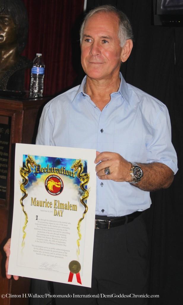 Grand Master Maurice Elmalem 28451