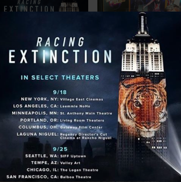 racing extinction full movie free