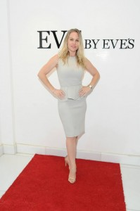 Film Producer Christy Oldham wearing Eve by Eves. Photo credit: William Kidston courtesy of LUXE WORLD for Demi Goddess Chronicle