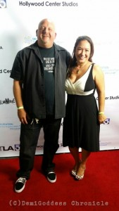 """Valley Relics"" director Mark DiNatale and Karen DiNatale. Photo Credit: DemiGoddess Chronicle"