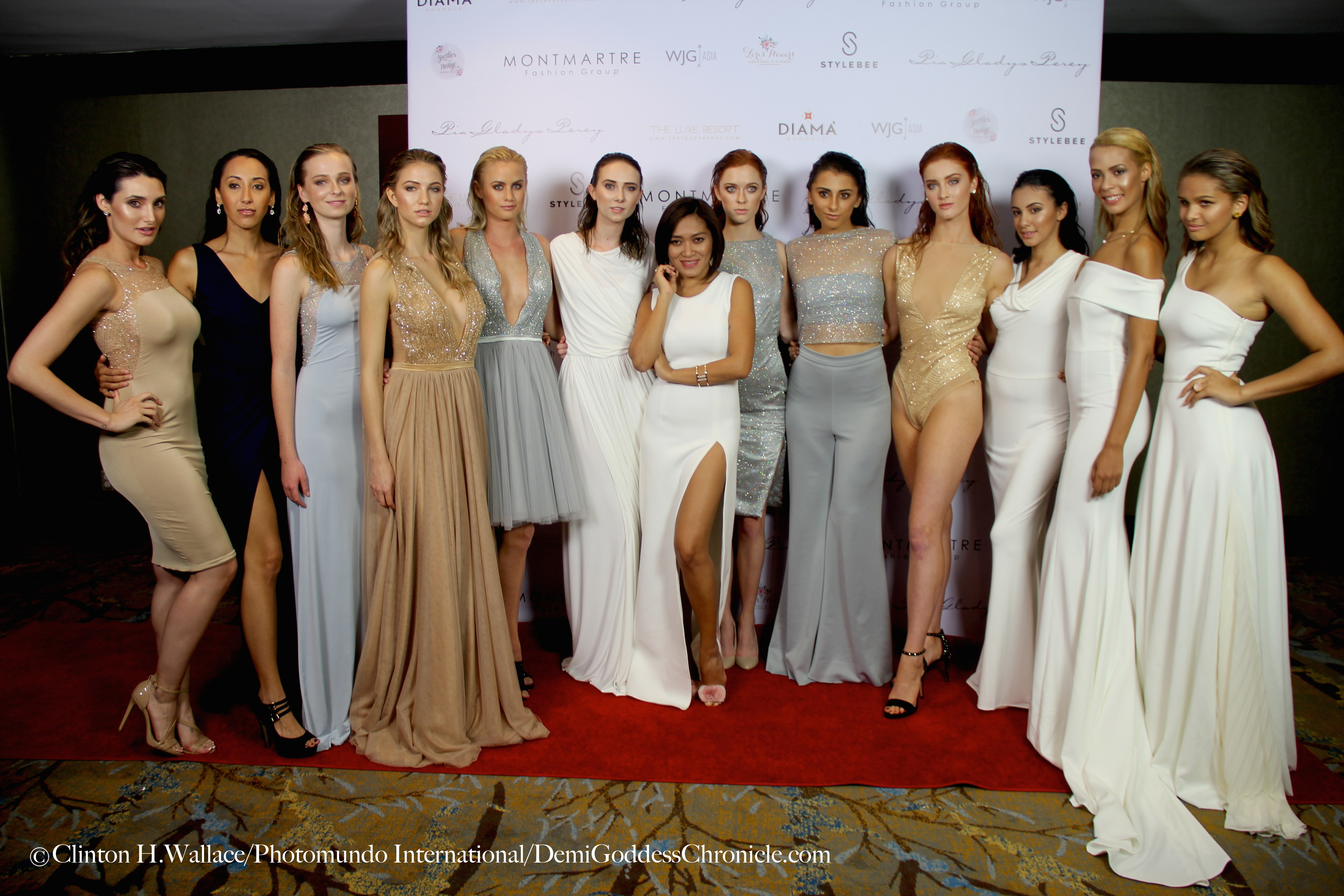Fashion Designer Pia Gladys Perey Unveils her New Collection ... 7cf2ab13a