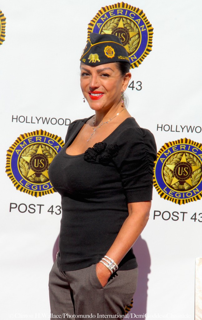 "Jeanette St. John attend ""Return to the Philippines: The Leon Cooper Story"" Veterans Day 2015 Celebration at American Legion Post 43, Hollywood, CA ©Clinton H.Wallace/Photomundo International/DemiGoddessChronicle"