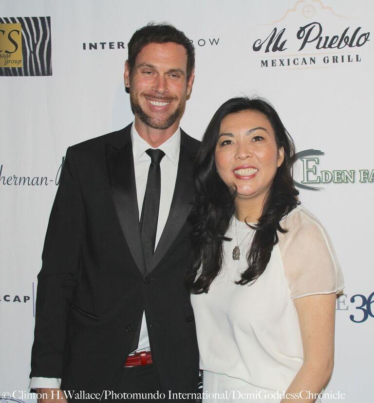 Hannah and Joey Sapone. Photo Credit: Clinton H. Wallace/DemiGoddess Chronicle