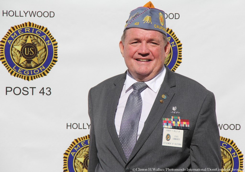 "Robert T. Kelly attend ""Return to the Philippines: The Leon Cooper Story"" Veterans Day 2015 Celebration at American Legion Post 43, Hollywood, CA ©Clinton H.Wallace/Photomundo International/DemiGoddessChronicle"