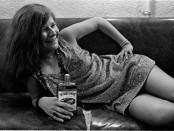 Janis Joplin, copyright © 2015 - All rights reserved, respectively,  image collected from public domain.