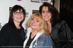 B. Janine Morison, Sally Struthers and Julie Anderson. ©Clinton H.Wallace/DemigoddessChronicle/Photomundo International, all rights reserved