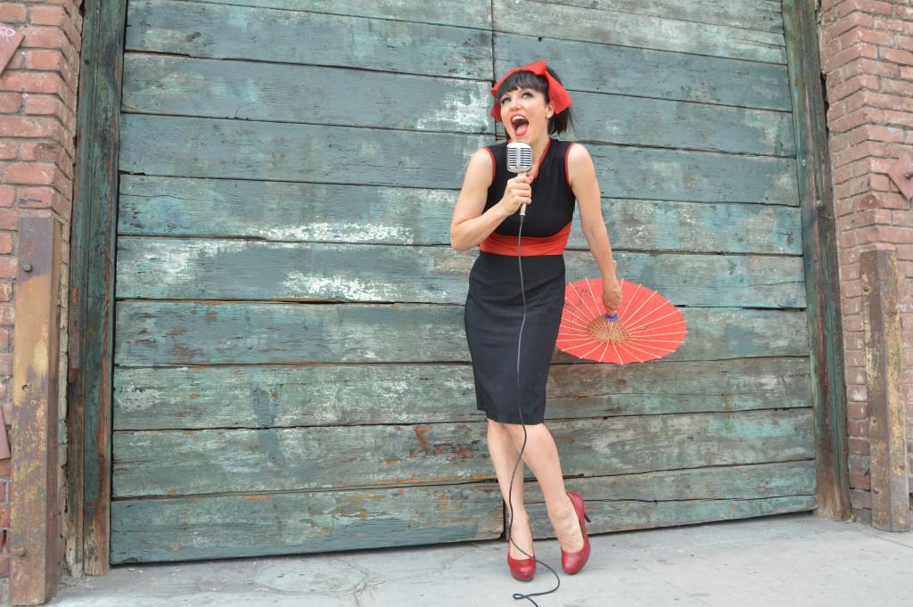 Camille Solari Asia Comedy Tour 2015  Photo Credit: Yvette Lera