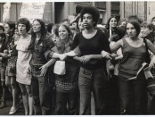 Womens Rights Protesters circa 1960's. Photo courtesy of 'She's Beautiful When She's Angry' movie on Facebook