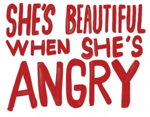 Photo courtesy of She's Beautiful When She's Angry movie on Facebook