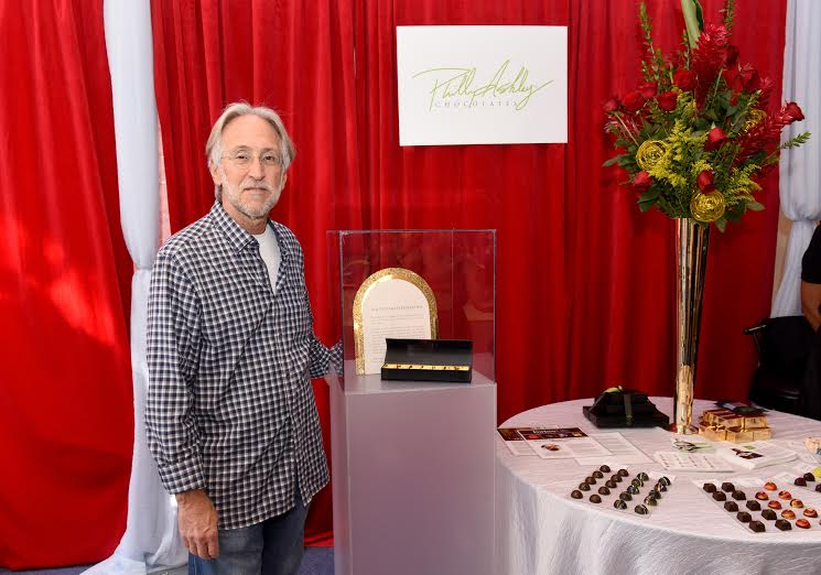 58th Annual GRAMMY Awards® - Recording Academy President Neil Portnow attend Distinctive Assets GRAMMY® Gift Lounge. Photo Courtesy of Distinctive Assets Photo Credit: Vivien Killilea/WireImage