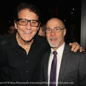 Anson Williams and Barry Livingston. Photo credit: Clinton H. Wallace for Demi Goddess Chronicle