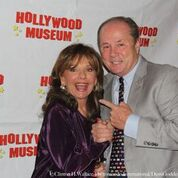 Dawn Wells and Tom LaBonge. Photo credit: Clinton H. Wallace for Demi Goddess Chronicle