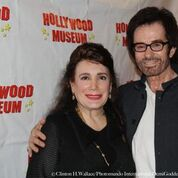 Hollywood Museum Founder and President Donelle Dadigan and Academy Award Winner George Chakiris. Photo credit: Clinton H. Wallace for Demi Goddess Chronicle