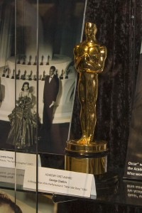 Academy Award from West Side Story. Photo credit: Bill Dow Photography