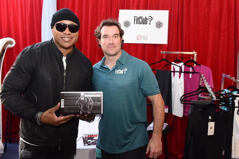 58th Annual GRAMMY Awards® - LL Cool J attend Distinctive Assets GRAMMY® Gift Lounge. Photo Courtesy of Distinctive Assets Photo Credit: Vivien Killilea/Wireimage