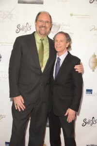 The Beverly Canon Committee Founder & Board President Barry Axelrod and Co-founder & Board VP Erik Fulkerson. Photo credit: William Kidston Photographer & Video for Demi Goddess Chronicle