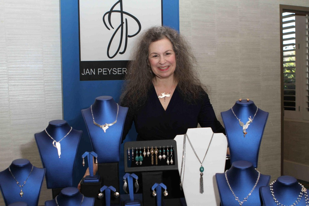 AN PEYSER JEWELRY DISPLAY at The Secret Room's 2016 Pre-Awards Red Carpet Style & Beauty Lounge Photo Credit: JC Olivera Photography