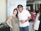 Michael Madsen and Samantha Ryan of Shelborne Wyndham Grand Hotel (Miami Beach)