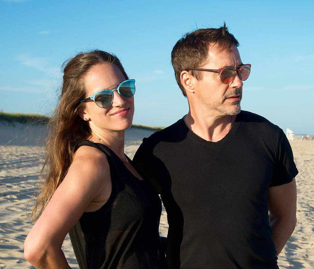 Susan Downey & Robert Downey Jr's Anniverary instagram Post Photo Credit: @RobertDowneyJr/Instagram