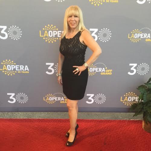 Sandi Margolis at LA Opera Photo: Demigoddess Chronicle
