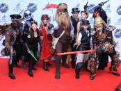 The members of the Star Wars SteamPunk Universe. Photo Credit: Bob Delgadillo for Demi Goddess Chronicle