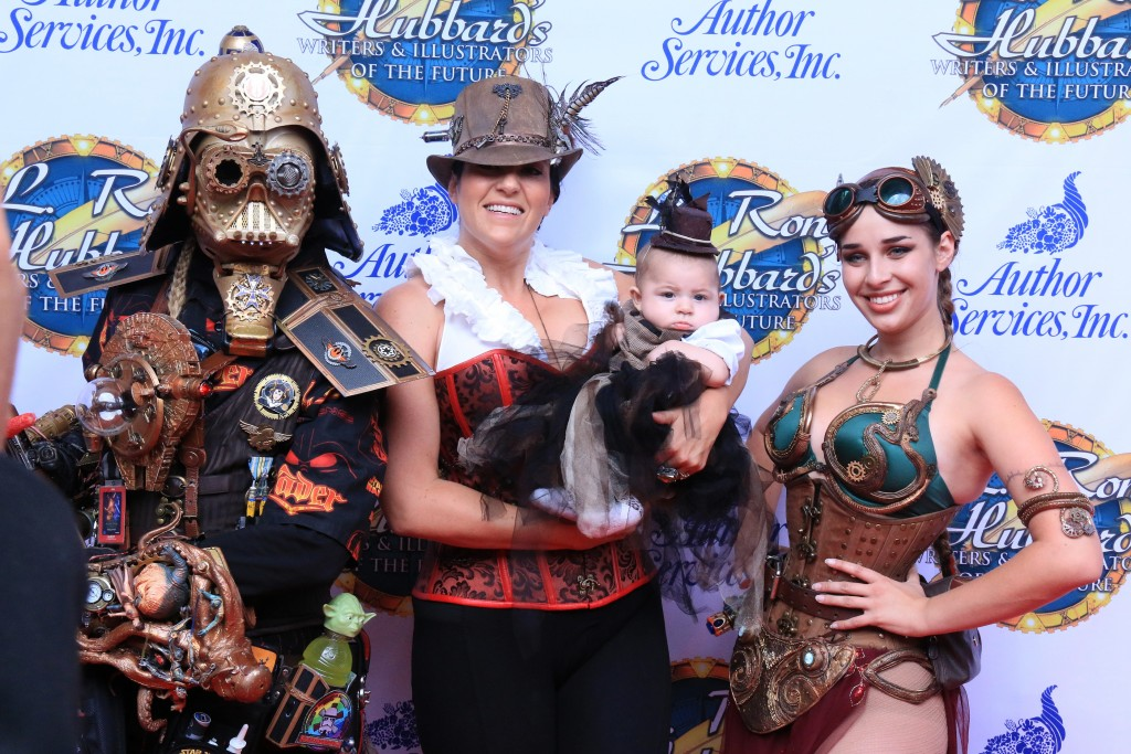 Star Wars SteamPunk Universe Members. Photo Credit: Bob Delgadillo for Demi Goddess Chronicle