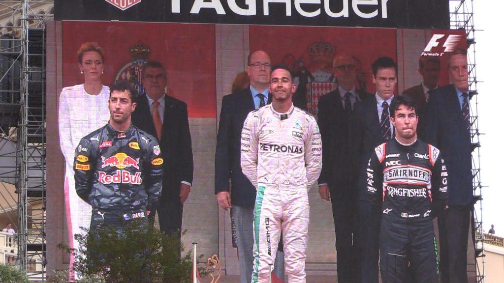 Monaco Grand Prix Winner Lewis Hamilton. Photo credit Bill Rapp/DemiGoddessChronicle.com
