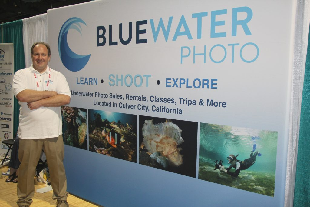 Blue Water Travel President Scott Gietler. Photo credit Clinton H Wallace/DemiGoddessChronicle.com