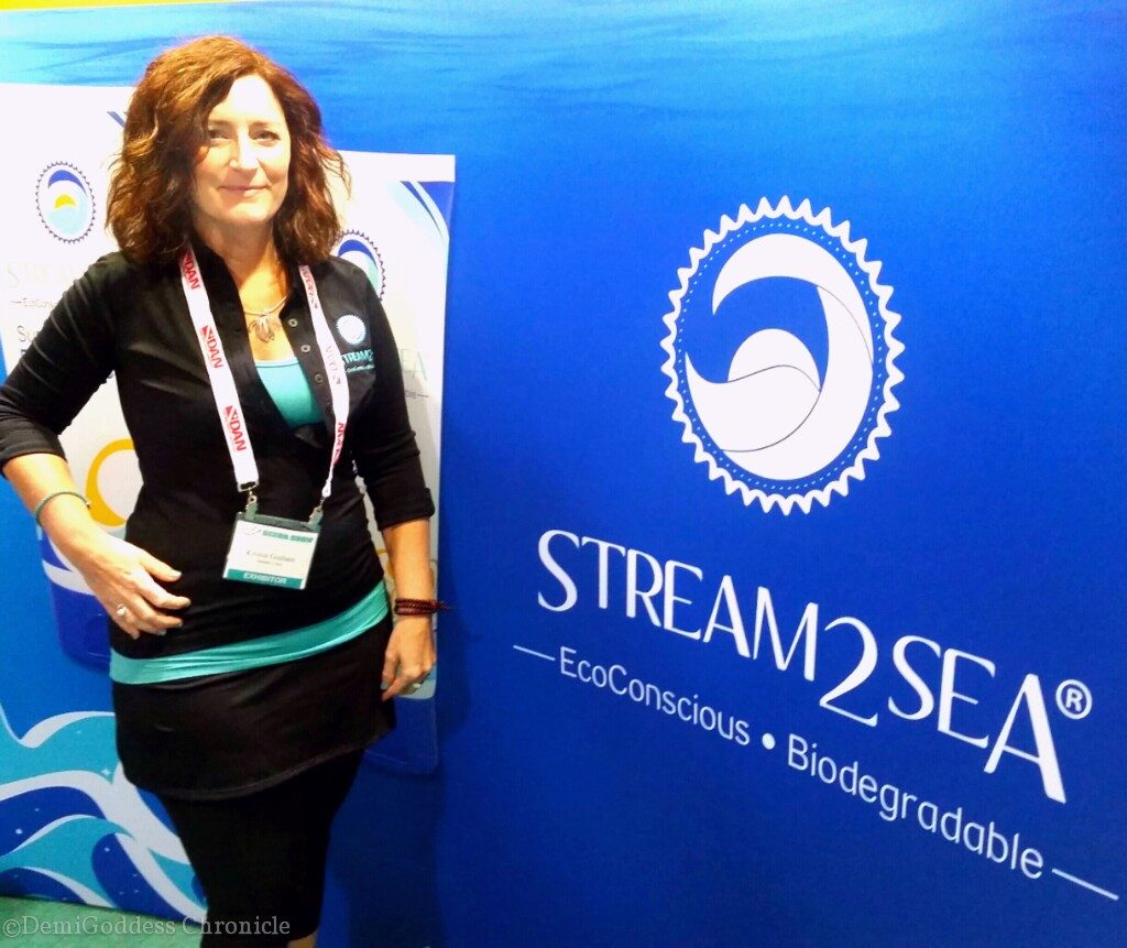 Stream2Sea Exec VP Kristin Giuliani. Photo by Demigoddesschronicle.com