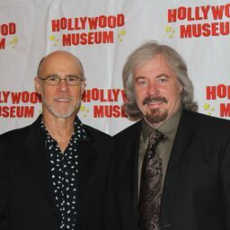 "Barry and Stan Livingston from ""My Three Sons"". Photo credit Dan Kennedy/DemiGoddessChronicle.com"