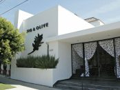 The Fig & Olive Restaurant in West Hollywood.
