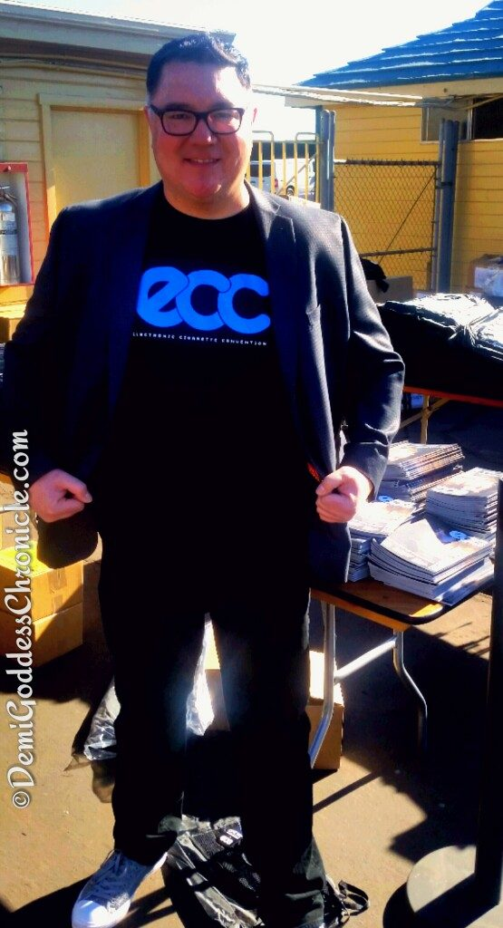 ECC co-founder Steve Mac. Photo credit Clinton H Wallace/DemiGoddessChronicle.com