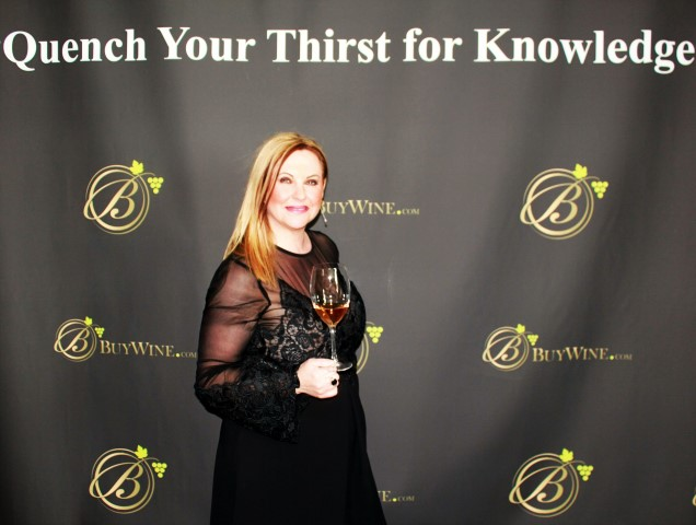 BuyWine.com CEO & Founder Alma M. Callan. Photo credit: DemiGoddessChronicle.com