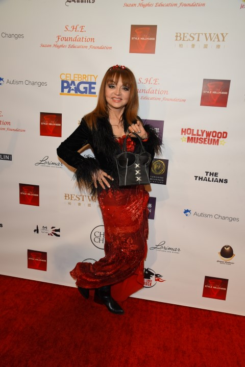 Comedian Judy Tenuta. Photo Credit: William Kidston