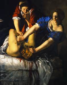 Artemisia Gentileschi's