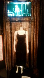 Marilyn Monroe's dress. Photo by DemiGoddessChronicle.com