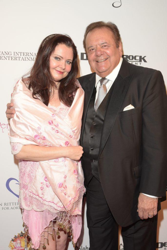 Paul Sorvino and wife Dee Dee. Photo courtesy of Lozzi PR/demigoddesschronicle.com
