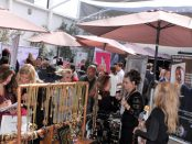 The sensational Doris Bergman 10 Year Anniversary Oscar® Style Lounge & Party was a celebrity filled wonderland.