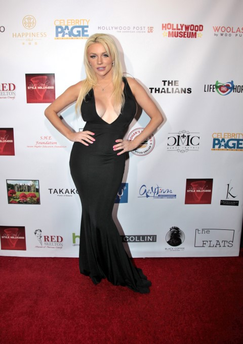 Courtney Stodden. Photo credit: William Kidston Photography