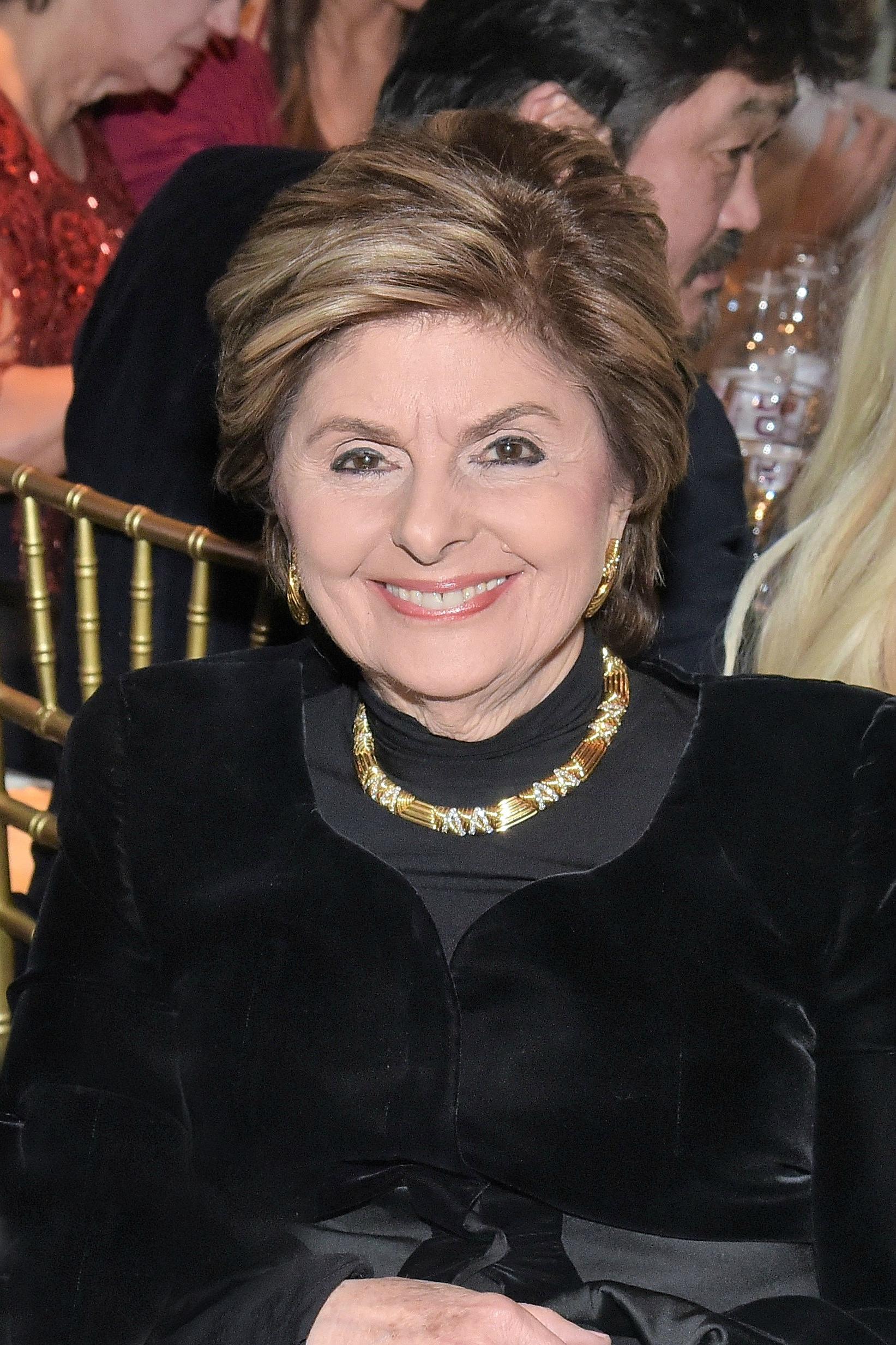 Gloria Allred.