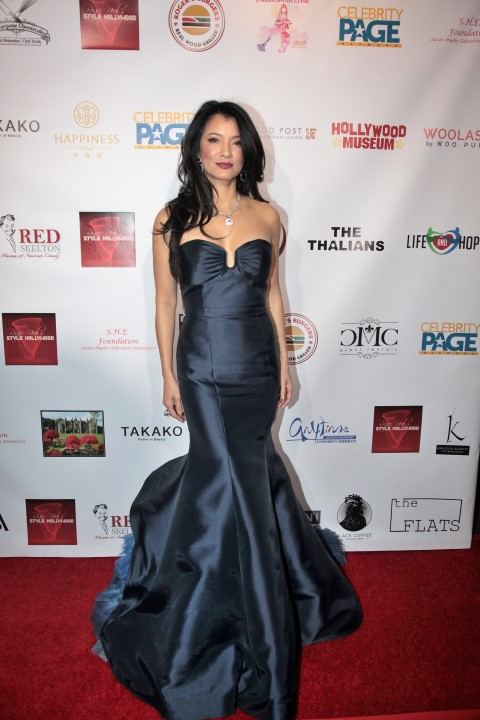 Kelly Hu. Photo credit: William Kidston Photography