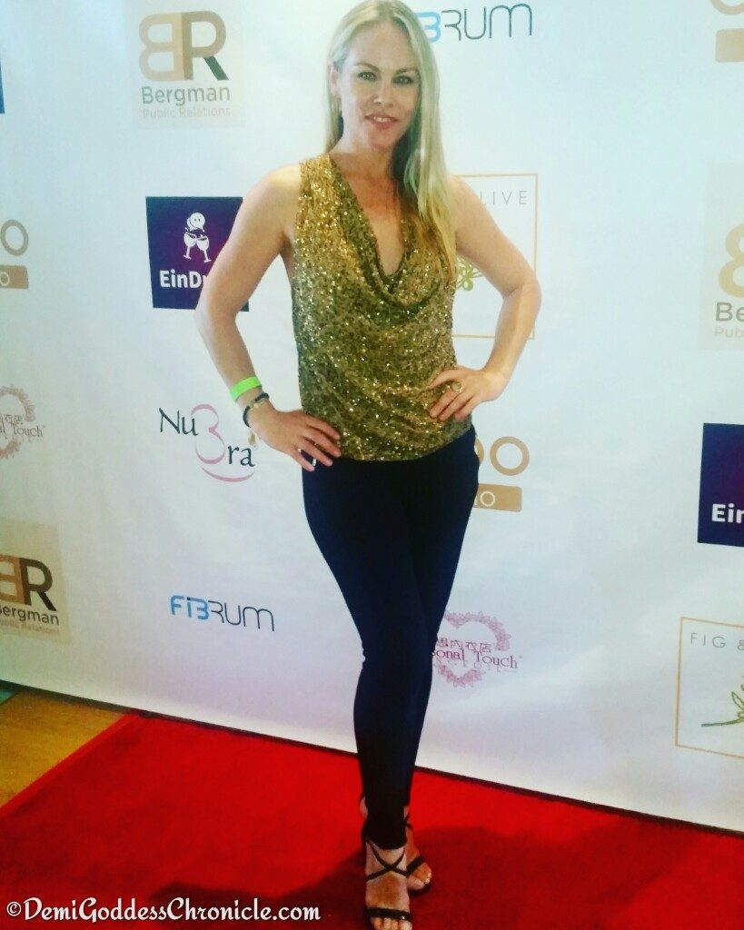Filmmaker and Editor-in-chief of Demi Goddess Chronicle Christy Oldham
