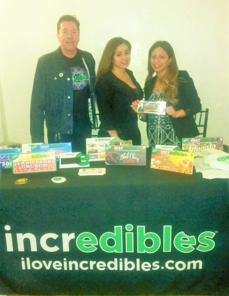 incredibles staff Rich Gracial, Yvonne Pena and Theresa Ramirez. Photo by: DemiGoddessChronicle.com