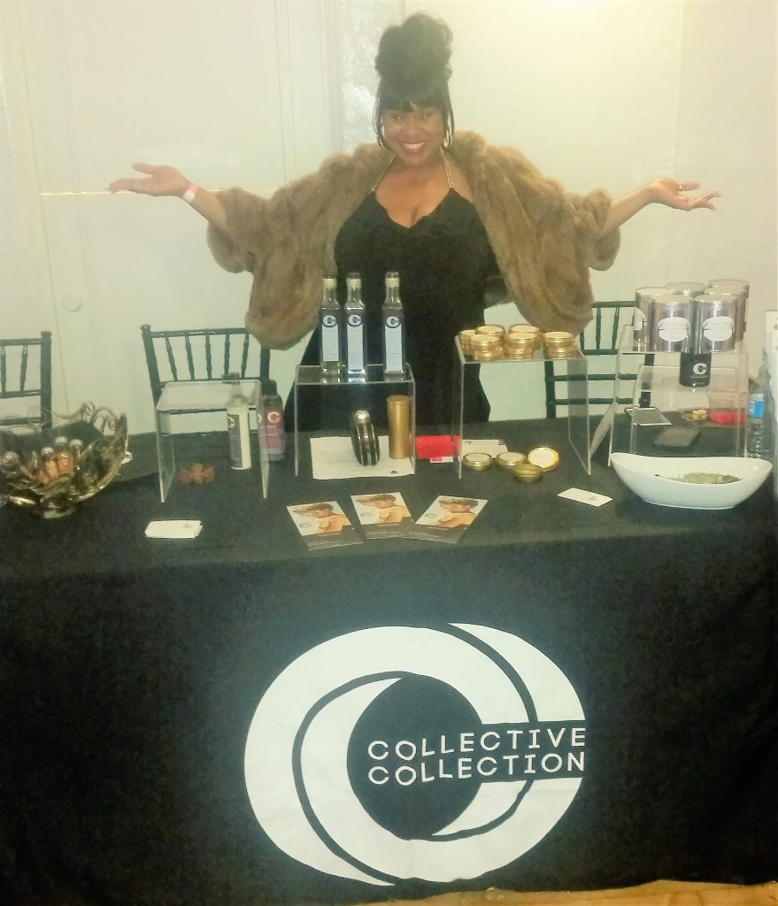 Collective Collection Founder Aja Fonseca. Photo by: DemiGoddessChronicle.com