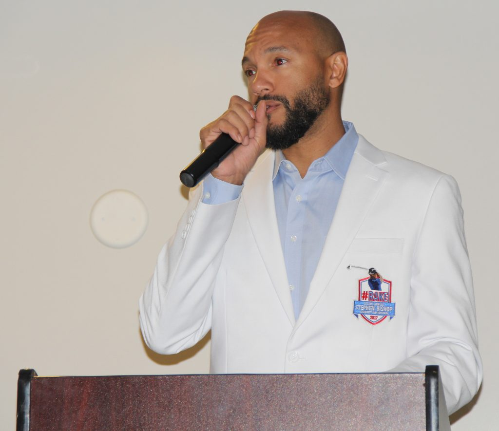 Stephen Bishop. Photo Credit: ClintonH.Wallace/DemiGoddessChronicle.com